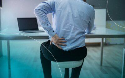 Entenda as causas da dor lombar